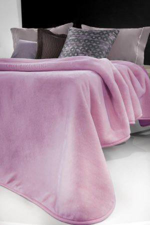 Κουβέρτα Guy Laroche Smooth Lilac 160x220