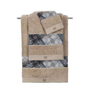 Guy Laroche Πετσέτες Μπάνιου Προσώπου 50x90 ROYAL BLACK