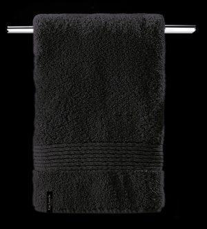 Guy Laroche Πετσέτες Μπάνιου Προσώπου 50x90 SPA BLACK