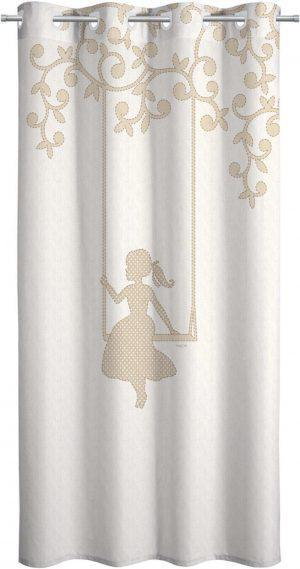 Saint  Clair Κουρτίνα Soft-touch Amica 160x250