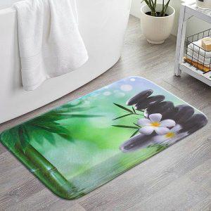 lino Πατακι Μπανιου Relaxation Green 45x75