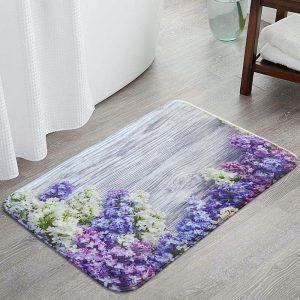 lino Πατακι Μπανιου Symphony Lilac 45x75
