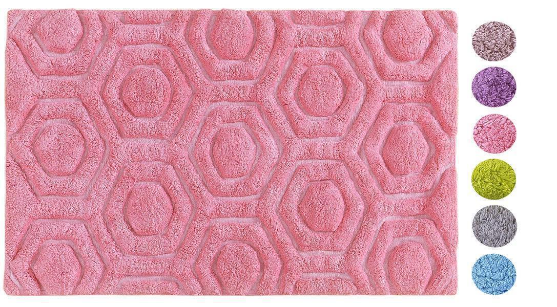 Τμχ Ταπέτο Μπάνιου  Palamaiki Bathmat Collection 50x80 κωδ.BEE WII