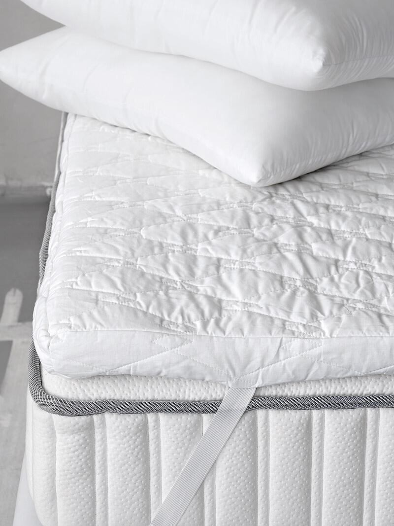 Ανώστρωμα White Comfort Baby 70x140 MEMORY FOAM MATRESS-ALOE VERA  Palamaiki