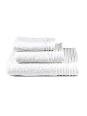 Πετσέτα 90x145 Feel Fresh White σχ.11788 Nima