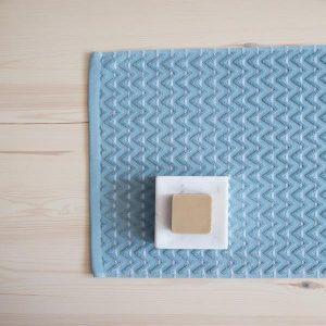 Πατάκι Μπάνιου 50x80 - Vestige Blue Nima σχ.19352