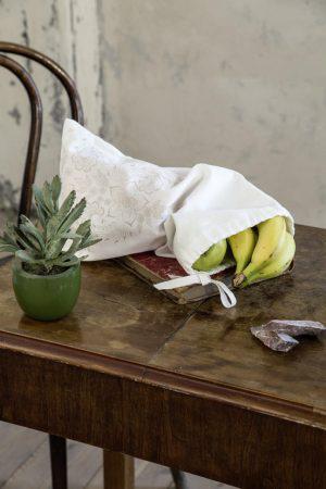 Nima Υφασμάτινη Τσάντα 25x40 για ψώνια  Fazento  20924