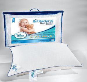 La Luna Παιδικό Μαξιλάρι The Antibacterial Pillow Junior 50x70