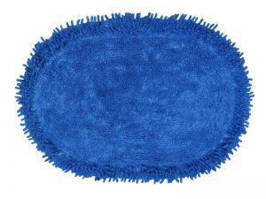 Πατάκι Μπάνιου ΚΟΜΒΟΣ 100% Cotton ΣΠΕΤΣΕΣ Blue 40x60