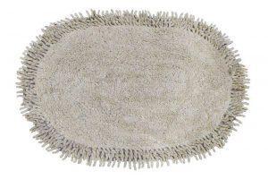 Πατάκι Μπάνιου ΚΟΜΒΟΣ 100% Cotton ΣΠΕΤΣΕΣ Cream 40x60