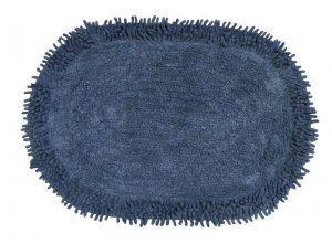 Πατάκι Μπάνιου ΚΟΜΒΟΣ 100% Cotton ΣΠΕΤΣΕΣ Grey 40x60