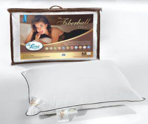 La Luna Μαξιλάρι Ύπνου The Fiberball Pillow Medium Luxury 50x70