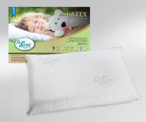La Luna Παιδικό Μαξιλάρι The Latex junior Pillow Junior 45x65x7
