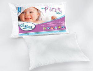 La Luna Βρεφικό Μαξιλάρι My First Pillow Baby Line 30x40