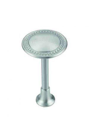 Αμπράζ Domus iron Νο 303 Νικέλ Ματ Χρώμιο p58-10-10