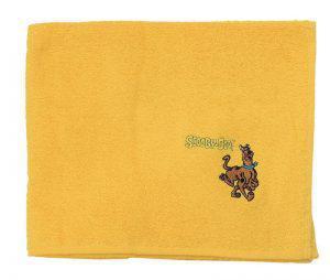 Viopros Πετσέτα Προσώπου 50x80 Scooby Doo 19 Κίτρινο