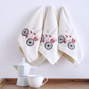 Πετσετα Κουζινας  3x30x50 Coffe Time No7 Sb home
