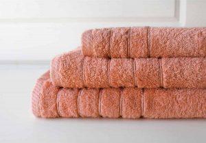 Melinen Πετσετα Χεριων 30x50 Colours Dark Salmon