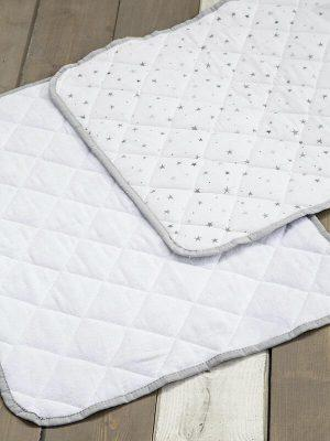 Nima Στρωματάκι/Αλλαξιέρα 55x75 Snuggle - Gray