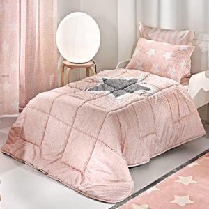 Παιδικό Πάπλωμα Saint Clair Pirineo Pink Suede 160x220