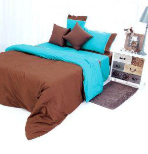 Παπλωμα Μονό 160x240 Simi Chocolate Sb home