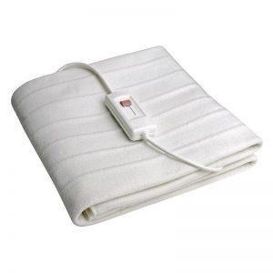 Viopros Ηλεκτρική Κουβέρτα Μονή 90x150 Λευκό